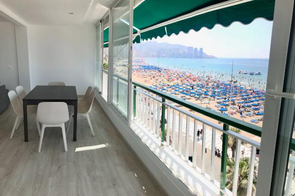 alquiler playa levante