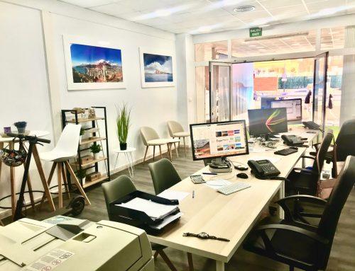 Nueva oficina alquiler vacacional